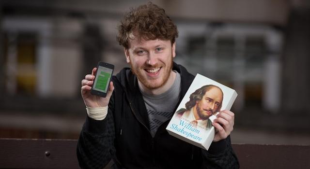 Bristol Man Trolls Ebay Fraudster With Complete Works Of Shakespeare