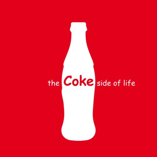 Coke Comic Sans