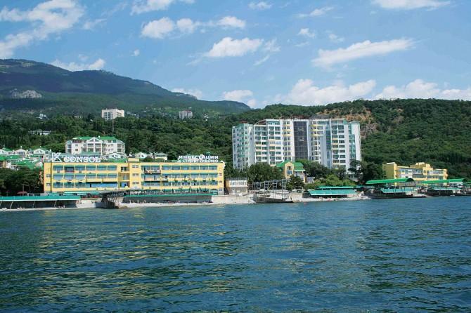 Crimea - Ukraine - Russia - Yalta