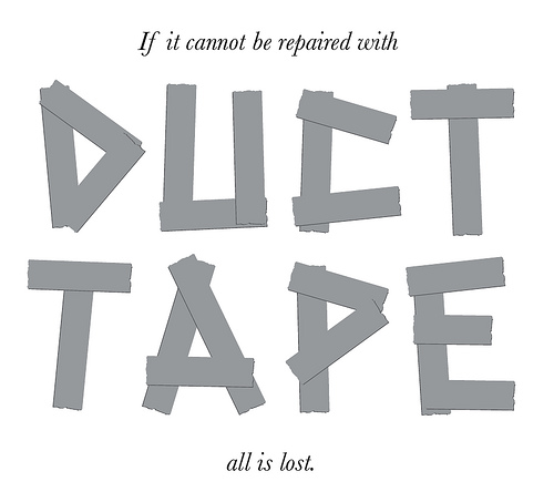 Darwin Awards - Duct Tape