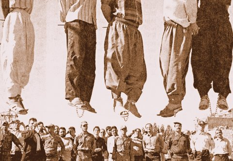 Execution Innocent - Campden Wonder
