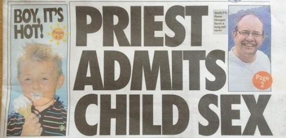 Format Layout Magazine Fails - sex priest
