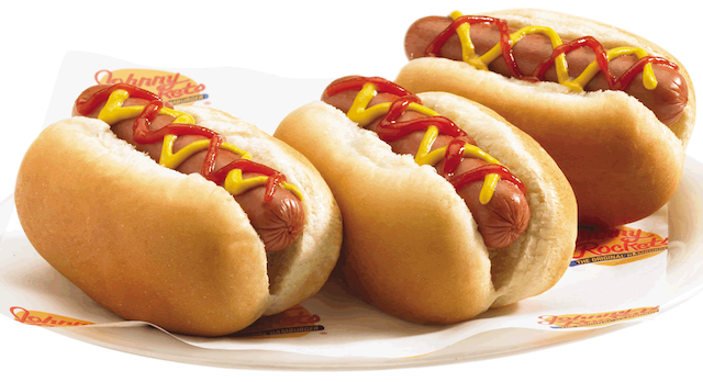 Ballpark Beef Hot Dogs