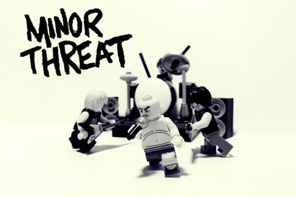 Iconic Bands LEGO 2