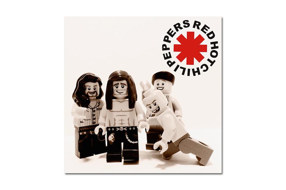 Iconic Bands LEGO 3