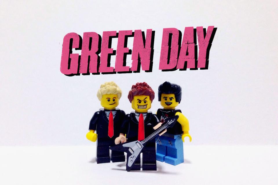 Iconic Bands LEGO 4