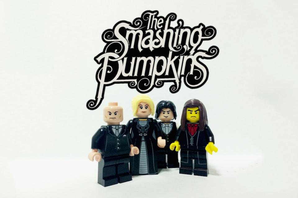 Iconic Bands Lego 1