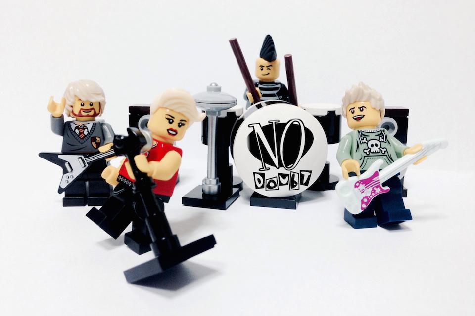 Iconic LEGO Bands 12