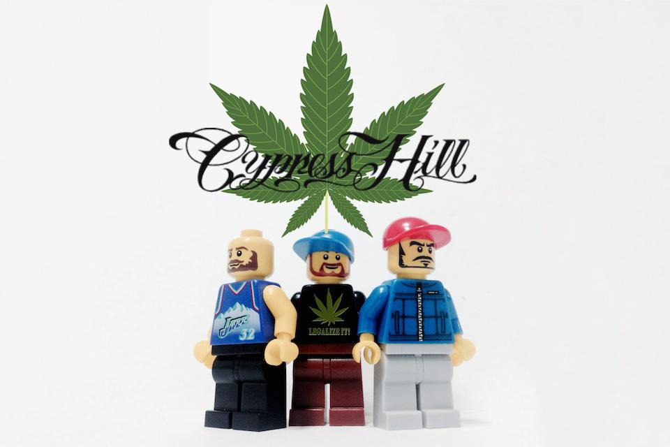 Iconic LEGO Bands 13