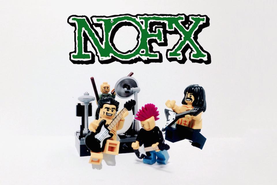 Iconic LEGO Bands 14