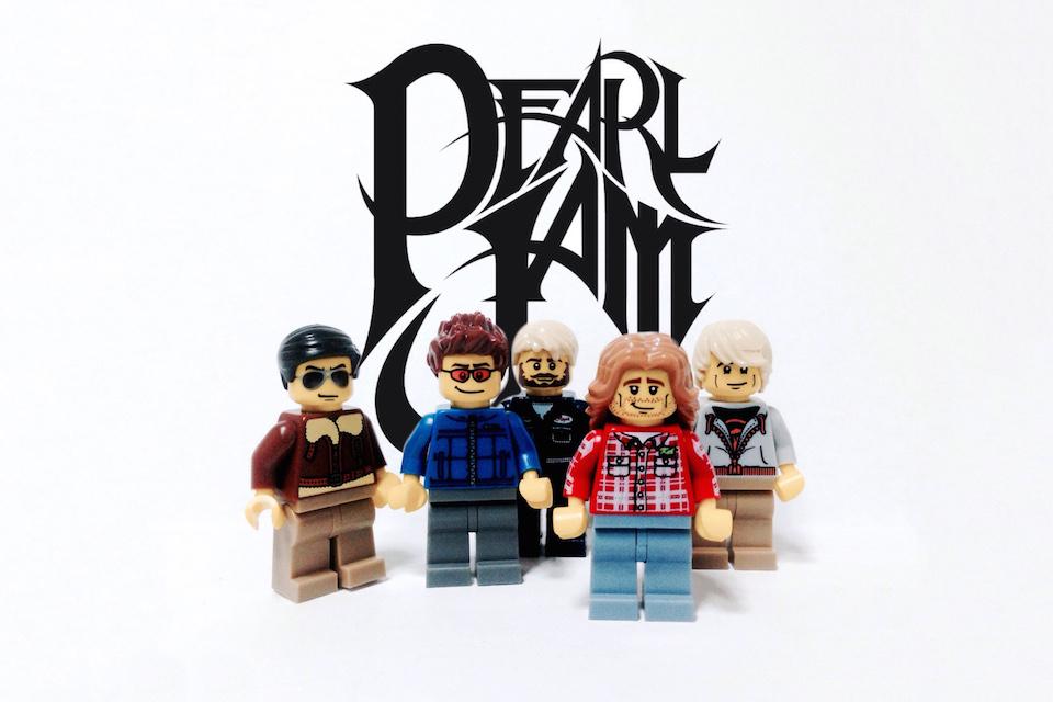 Iconic LEGO Bands 15