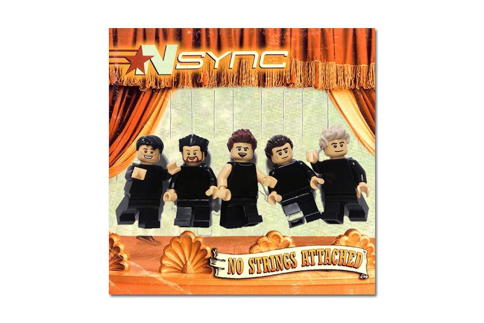 Iconic LEGO Bands 17