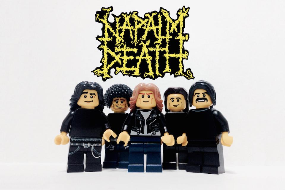 Iconic LEGO Bands 19