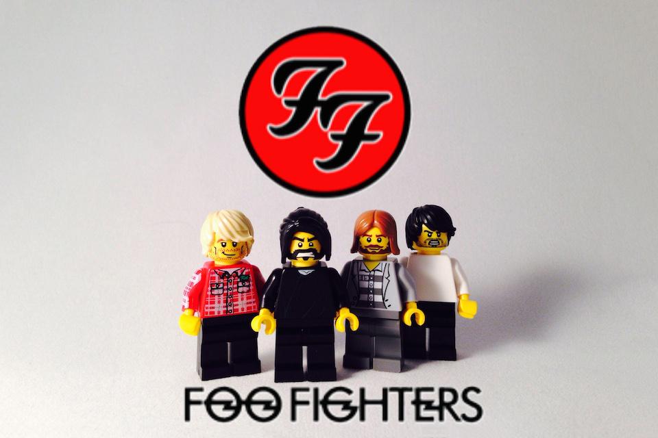 Iconic LEGO Bands 5