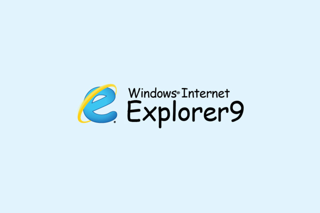 Internet Explorer Comic Sans