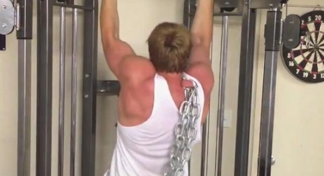 Jacko Gils Workout