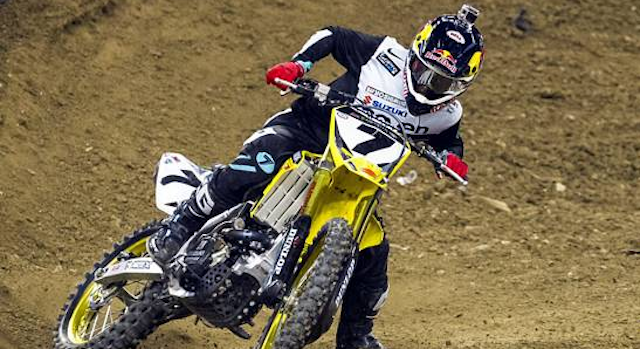 James Stewart Motocross