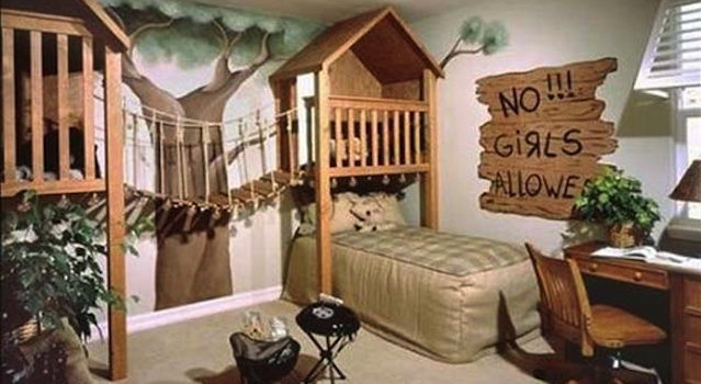 32 Awesome Bedrooms For Kids – Sick Chirpse