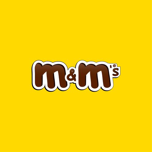 M & Ms Comic Sans