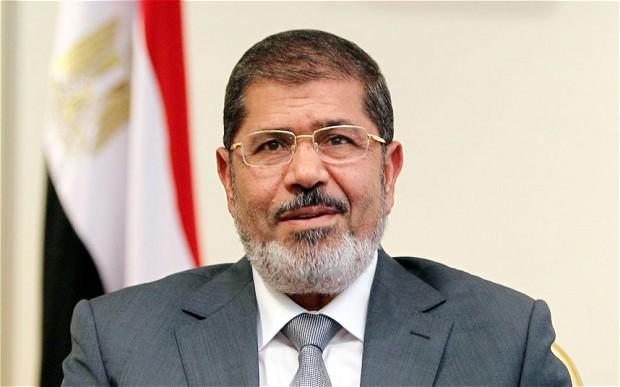 Mohammed Morsi - Egypt - Sentence