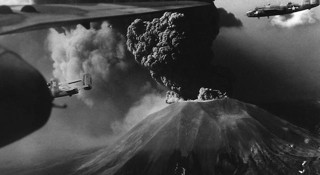 Mount Vesuvius Eruption