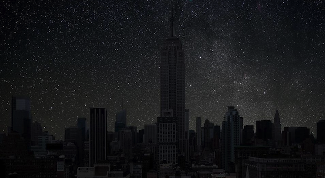 New York City Without Power Featured