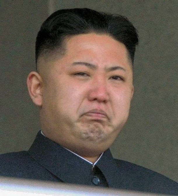 North Korea Hair - Kim Jong  2