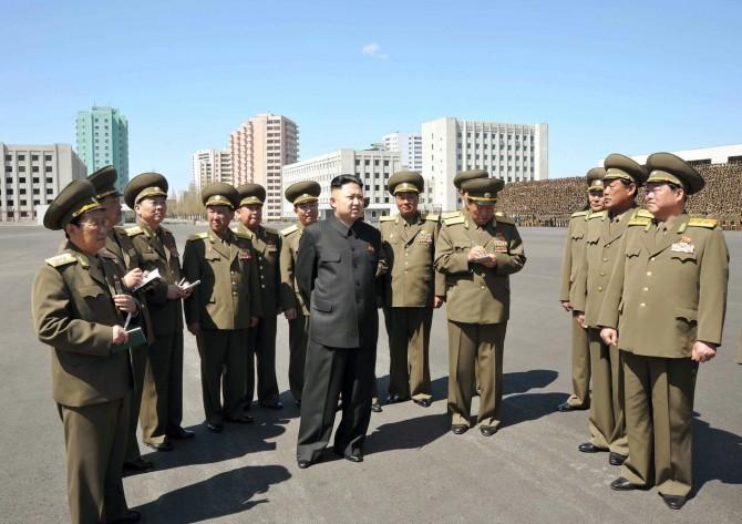North Korea Political Prisoner -  kim and friends
