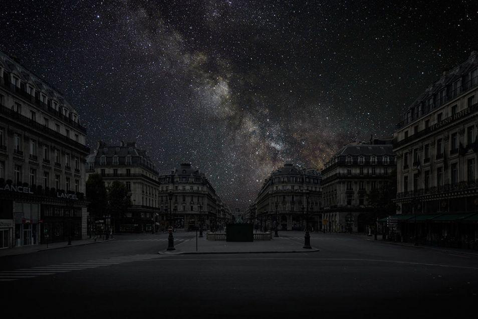 Paris Without Power 2