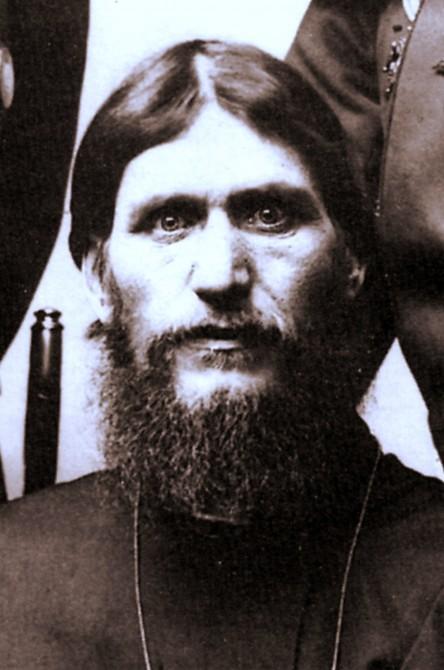 Rasputin - Siberian Mystic - eyes
