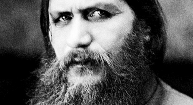 Rasputin - Siberian Mystic - header
