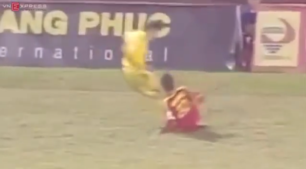 Vietnam Horror Tackle 28 Match Ban