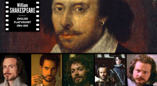 William Shakespeare Portrayed In Fiction