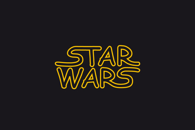 Star Wars Comic Sans