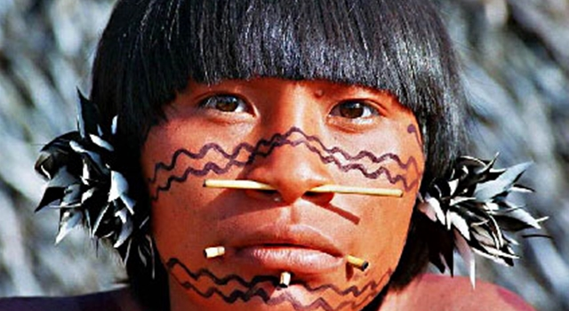 Tribes - Yanomami - celebration 2