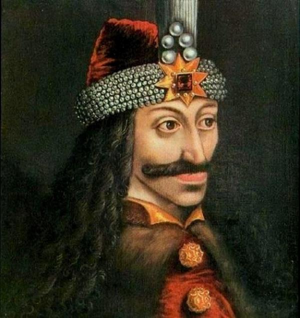 Vlad The Impaler Tepes - Portrait