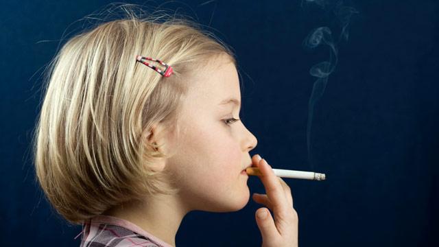 Weird News - Honeyhill School Smoking Ms George