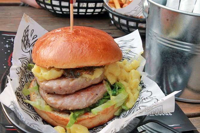 Return of the Mac Burger