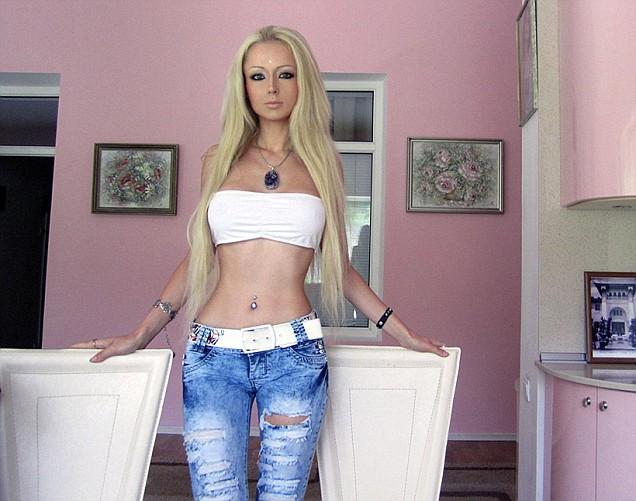 Human Barbie Says She Hates 'Ethnic Mixing', Would Rather Die Than Have Kids - Page 2 - Sick Chirpse