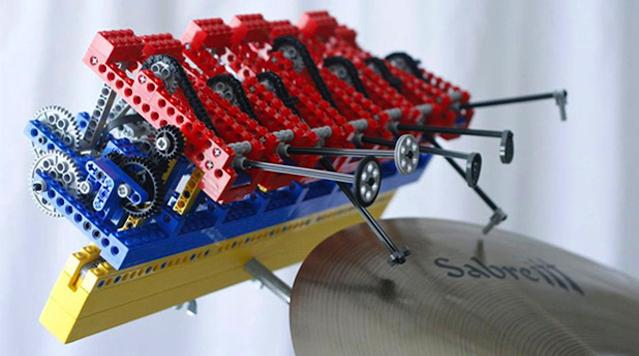 Acid House LEGO