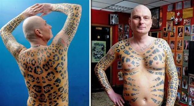Artur Mrozowski - Jaguar Tattoo