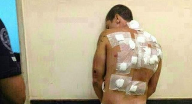 BRazilian Prison Rape Featured