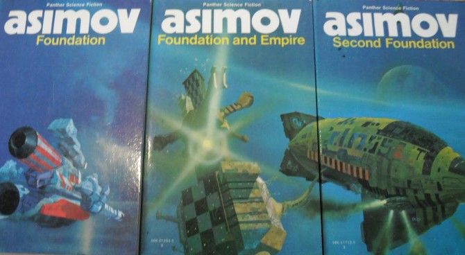 Good Quality Quotes - Isaac Asimov covers