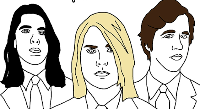 Illustrated Thoughts Of Kurt Cobain
