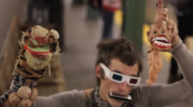 Kalan NYC Street Performer