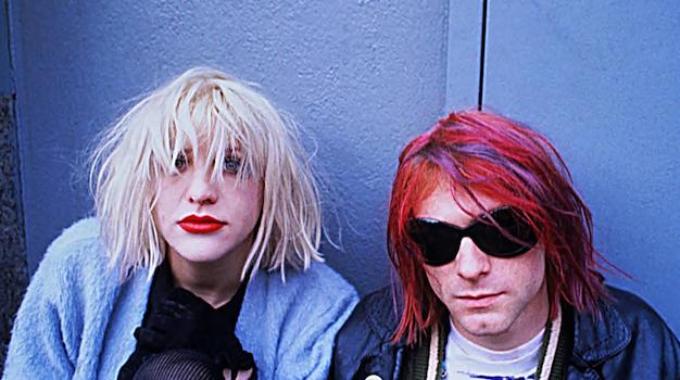 Kurt Cobain Courtney Love