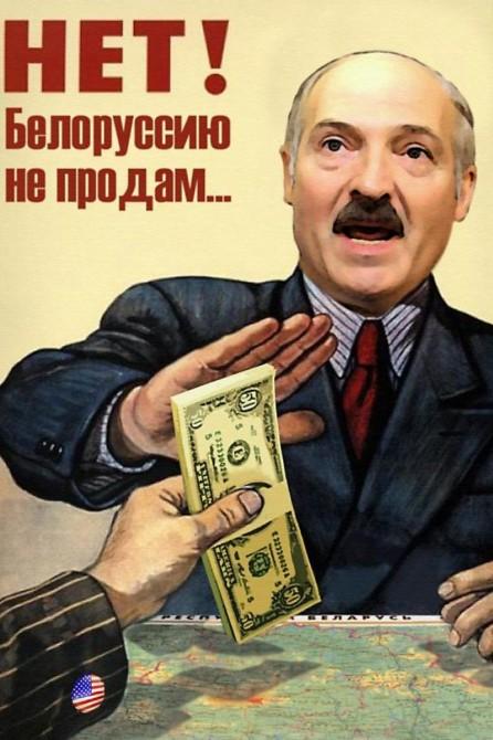 Lukashenko - Belarus propaganda
