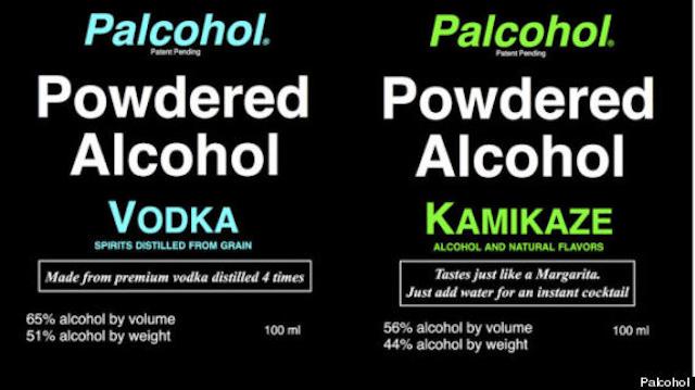 Palcohol Labels
