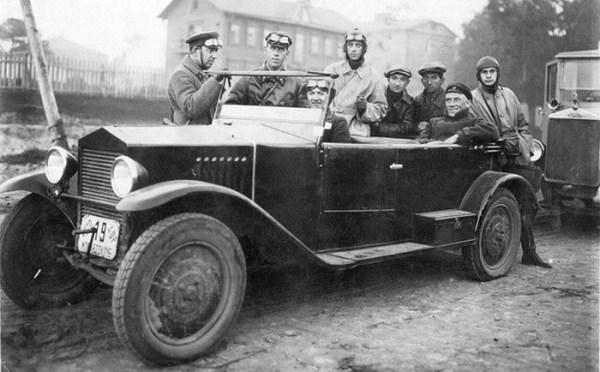 Soviet UNion Cars 1