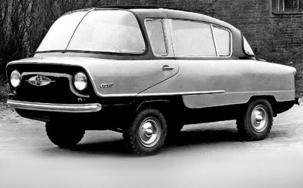 Soviet UNion Cars 7